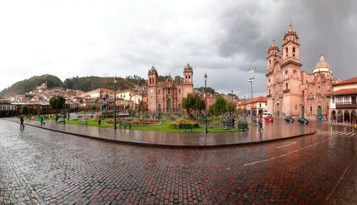 Main Square - Cusco City Tour