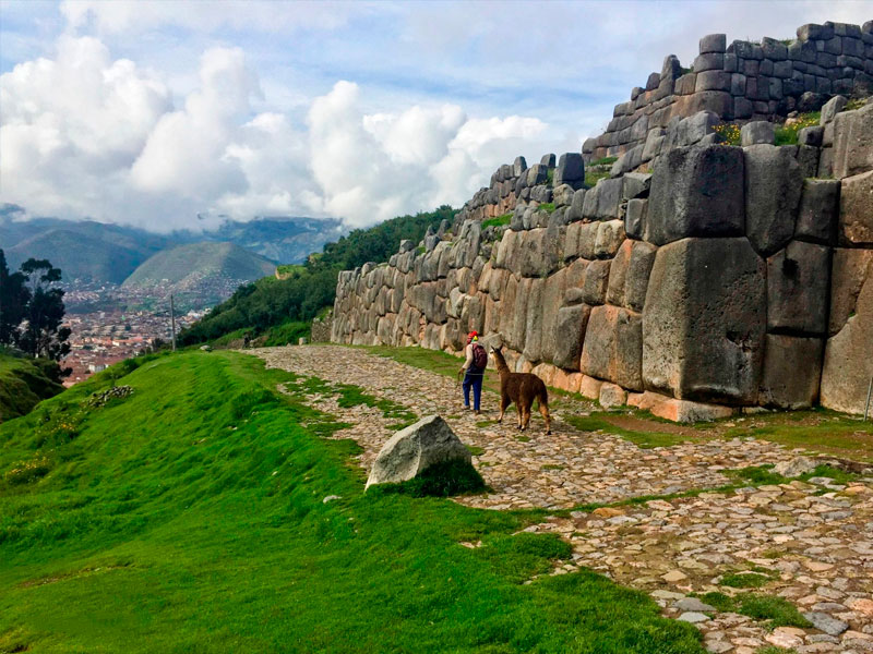 Saqsayhuaman - Cusco City Tour