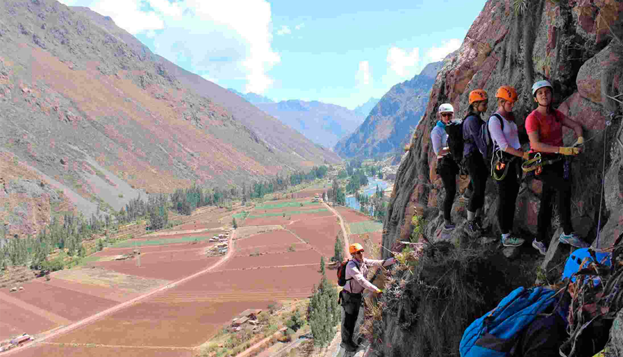 via ferrata cusco